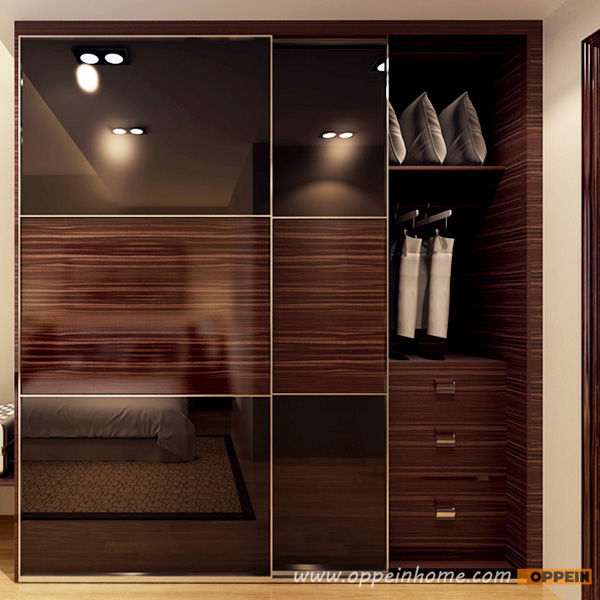 Oppein Kitchen In Africa 187 Yg15 Wv01 Modern Wood Grain Wood Veneer