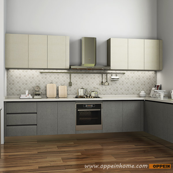 Gray And White Kitchens Cabinet Stain: OPPEIN Kitchen In Africa » Modern Melamine Kitchen Cabinet