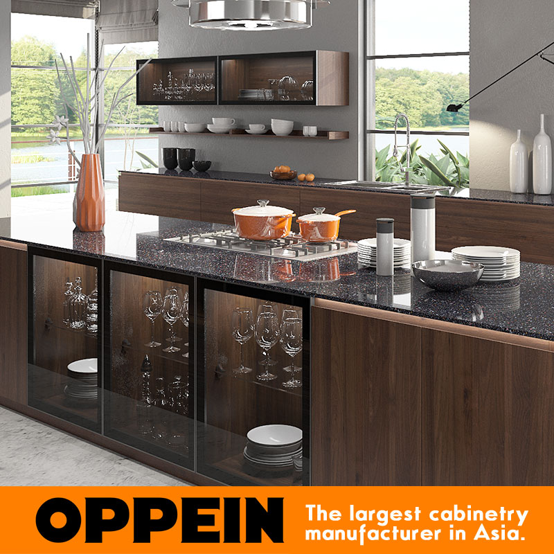 OPPEIN Kitchen In Africa » Natural And Elegant Zen-like