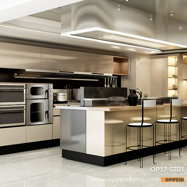 OPPEIN Kitchen In Africa » Product Tags » Kitchen With Island