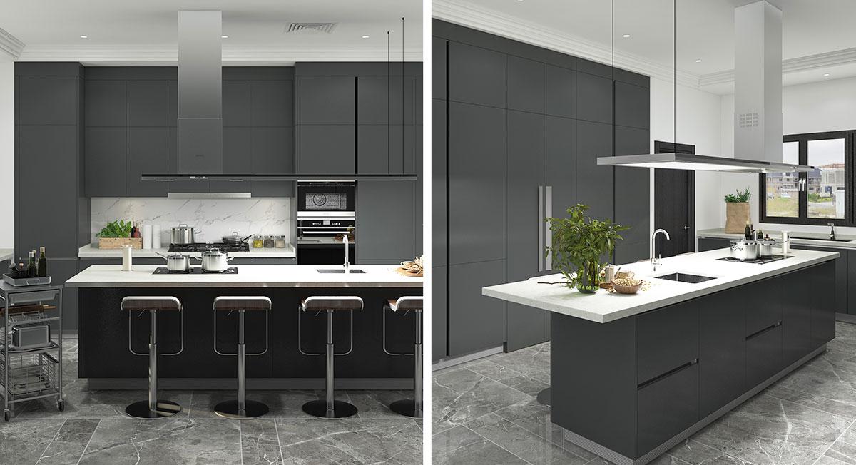 Modern-black-lacquer-kitchen-cabinet-OP19-L04 (2)