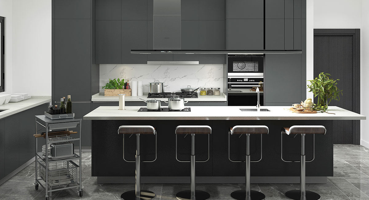 Modern-black-lacquer-kitchen-cabinet-OP19-L04 (3)