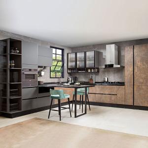 2019-Modern-Stone-Effect-Kitchen-PLCC19019