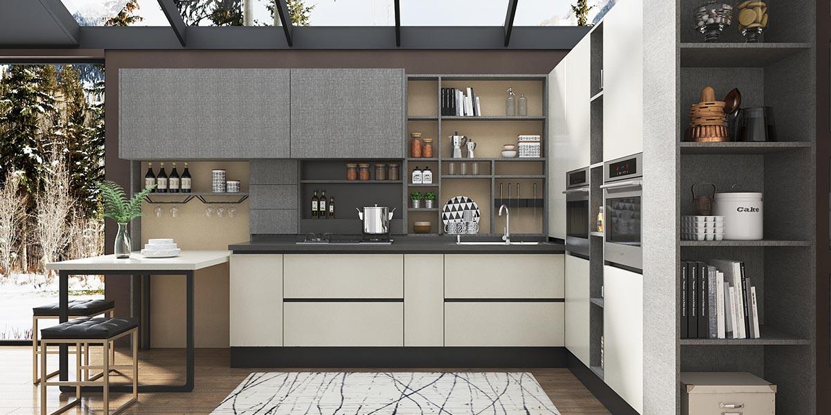 L-shape-Melamine-Gray-White-Kitchen-PLCC17017C (3)