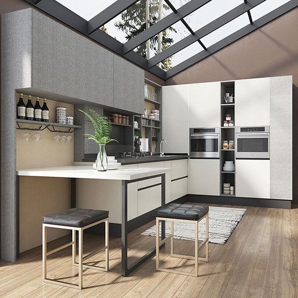 L-shape-Melamine-Gray-White-Kitchen-PLCC17017C