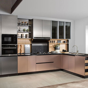 Metal-laminate-handless-kitchen-PLCC19008