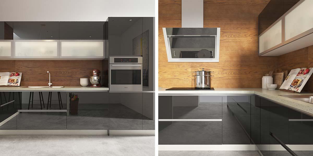 Modern-Fashion-Black-Lacquer-Shaker-Kitchen-OP19-L07 (4)