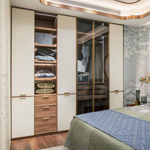2019-Chinese-Style-Thermofoil-Higed-Wardrobe-PLYP19019-089