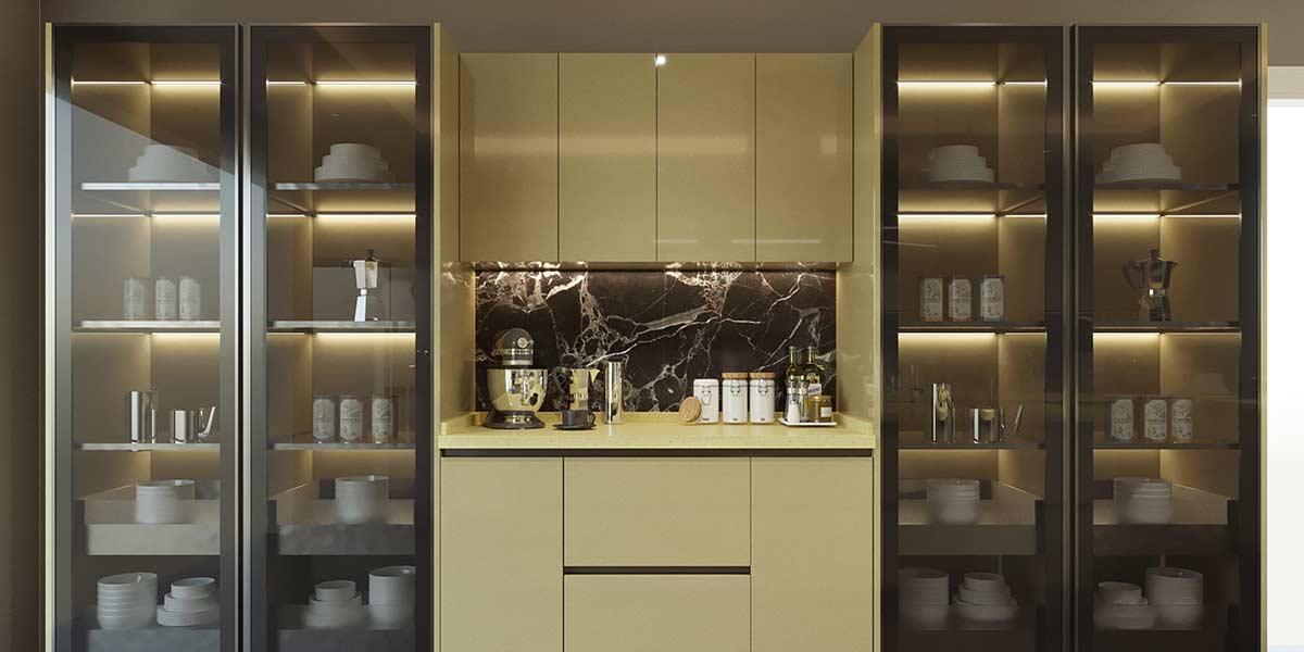Laminate-Island-Kitchen-Cabeint-With-Transparent-Design-OP19-HPL01-7