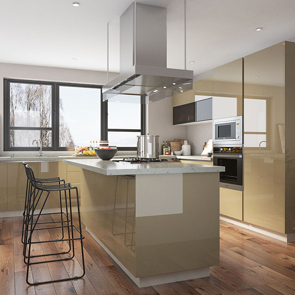 High-Gloss-Large-Laminate-Kitchen-With-Island-OP19-HPL03