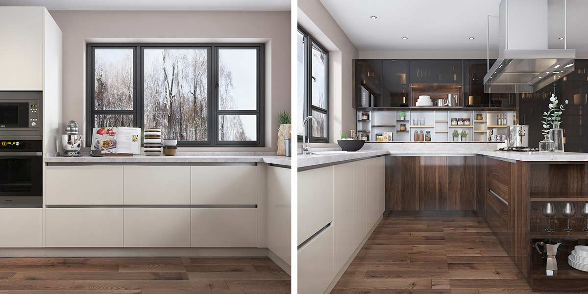 Wood-Brown-High-Gloss-UV-Lacquer-Kitchen-Cabinet-OP19-L09 (4)