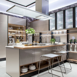 Modern-Minimalism-Handless-Kitchen-With-Island-PLCC19125