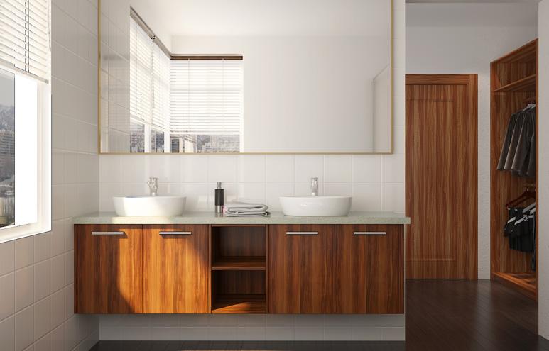 BC16-M03-wood-grain-bathroom-cabinet