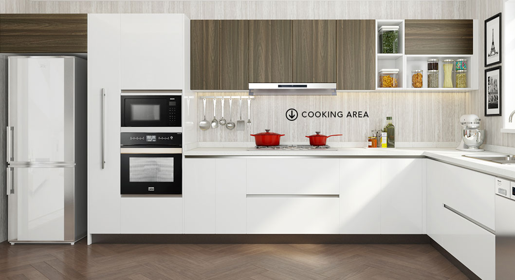 Large-U-Shaped-White-Laminate-Kitchen-OP18-HPL04 (3)
