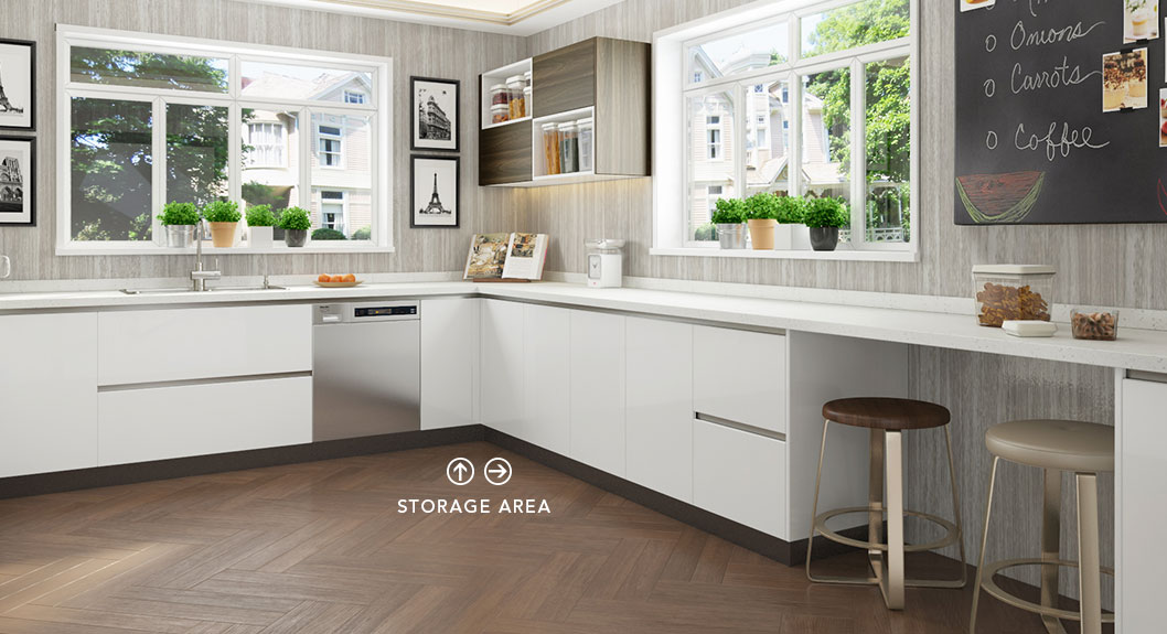 Large-U-Shaped-White-Laminate-Kitchen-OP18-HPL04 (6)