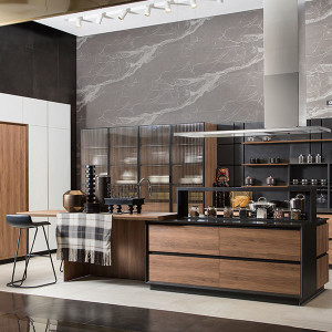 Open-wood-grain-kitchen-cabinet-with-island-PLCC19119 (1)