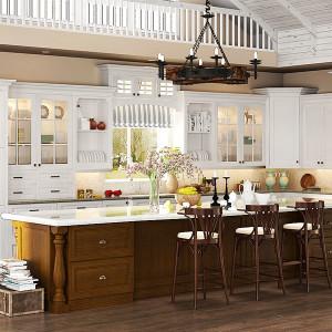 Traditional-Oak-Wood-Kitchen-Cabinet-OP15-S01 (1)