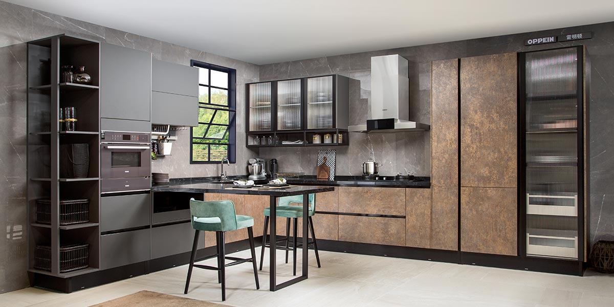2019-Modern-Stone-Effect-Kitchen-PLCC19019 (2)
