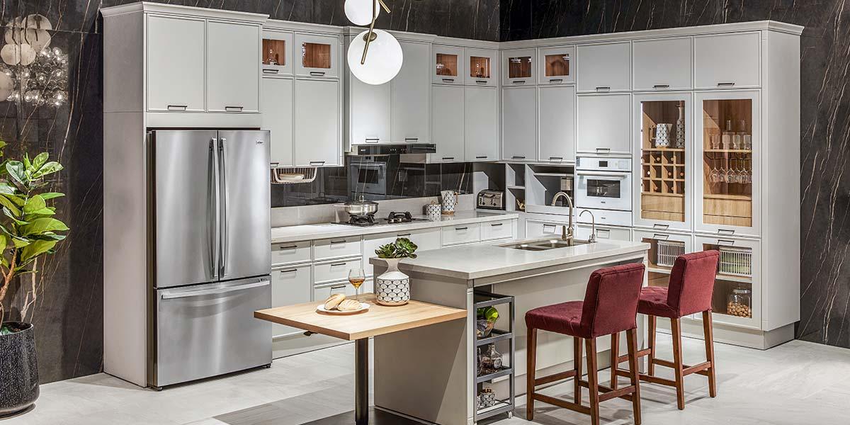 White-L-Shape-PVC-kitchen-With-Island-PLCC19021 (2)