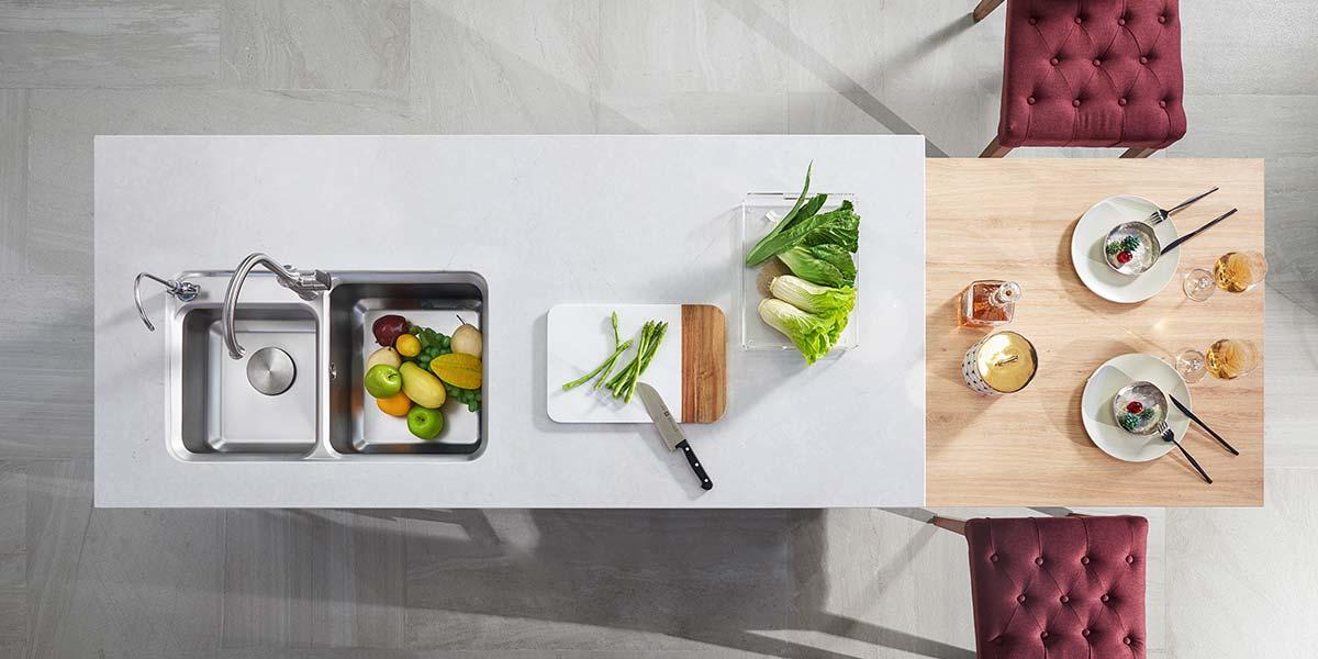 White-L-Shape-PVC-kitchen-With-Island-PLCC19021 (4)