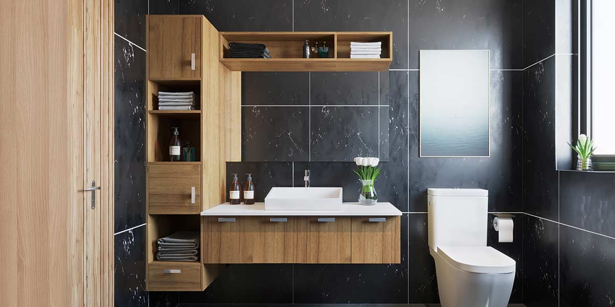2019-Functioanal-Wood-Grain-Bathroom-Cabinet-PLWY19071A (2)