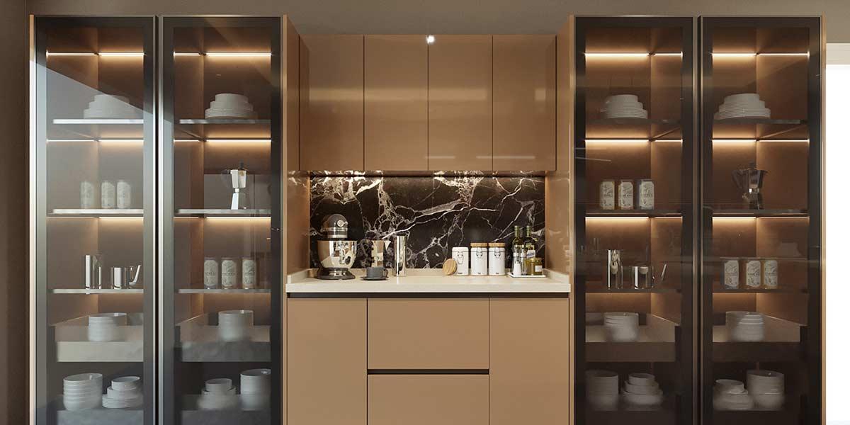 Laminate-Island-Kitchen-Cabeint-With-Transparent-Design-OP19-HPL01-4