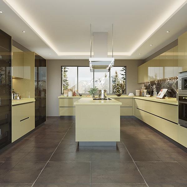 Laminate-Island-Kitchen-Cabeint-With-Transparent-Design-OP19-HPL01