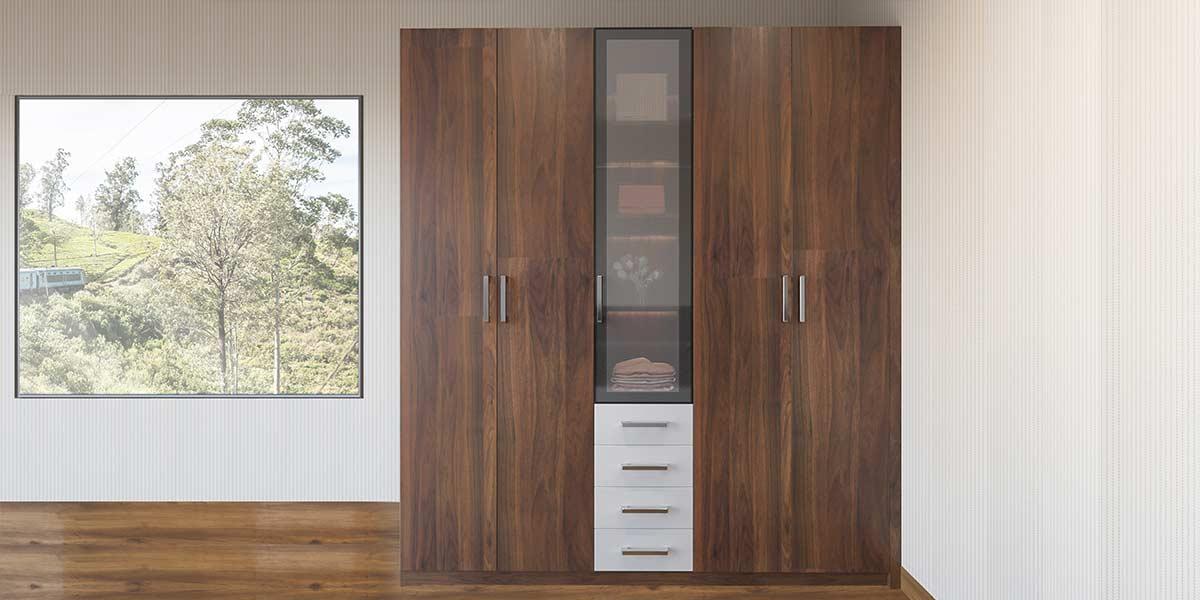 Wood-Grain-Double-door-Hinged-Wardrobe-YG19-M01 (4)