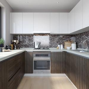 U-Shape-Mixture-Kitchen-Cabinet-Laminate&Lacquer-OP19-HPL02