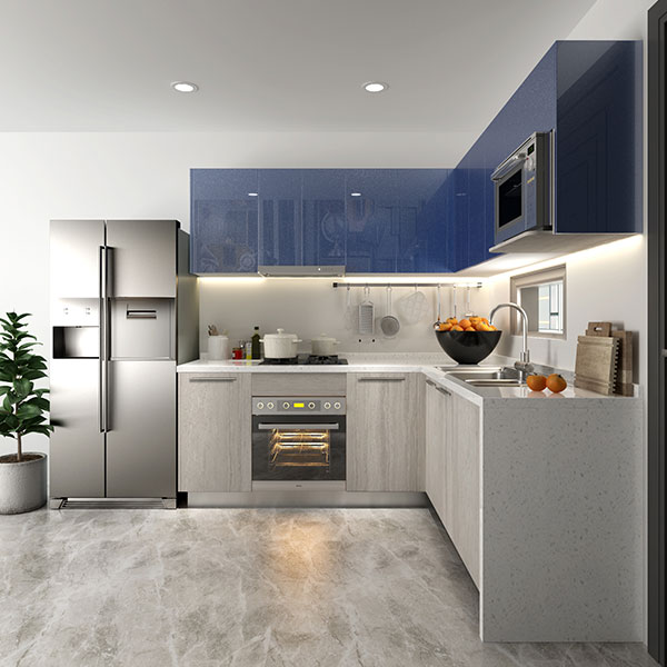 Mix-Color-Grey-Laminate-And-Blue-Acrylic-Kitchen-OP19-HPL04