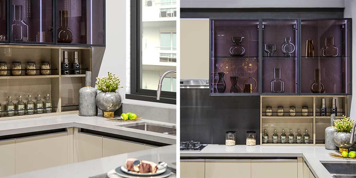 Modern-Flat-Laminate-Beige-U-Shape-Kitchen-PLCC19131(4)