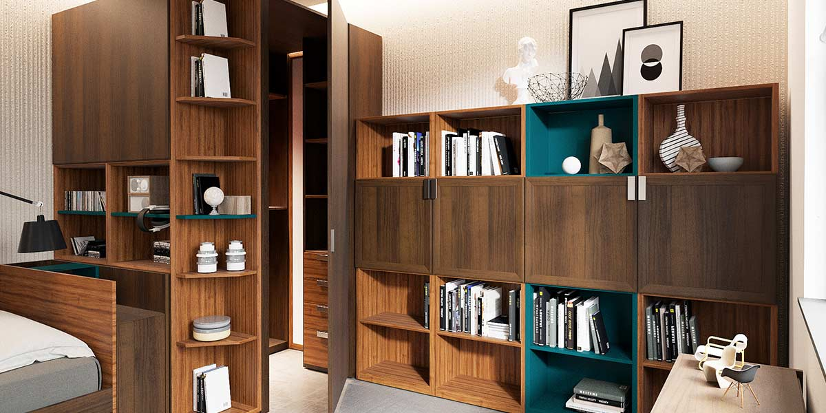 Solid-Wood-Small-Walk-In-Closet-PLYJ17012-056(3)